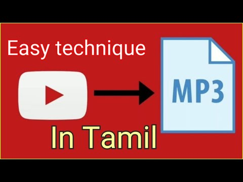 how-to-download-youtube-to-mp3-in-தமிழில்