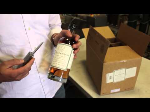 How To: Open a Bottle of Ransom Old Tom Gin