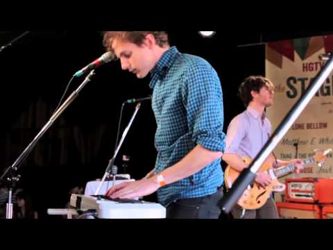 Generationals - Put A Light On - 3/16/2013 - Stage On Sixth