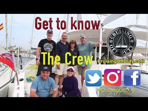 Transatlantic Passage #7.  Get to know the Crew.  Distant Shores, Sailing Banyan. Expectations Met?