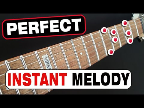 Perfect Licks for Lead Guitar (INSTANT MELODY - NO MISTAKES)