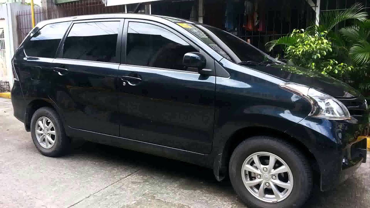 Toyota Avanza 2014 Youtube