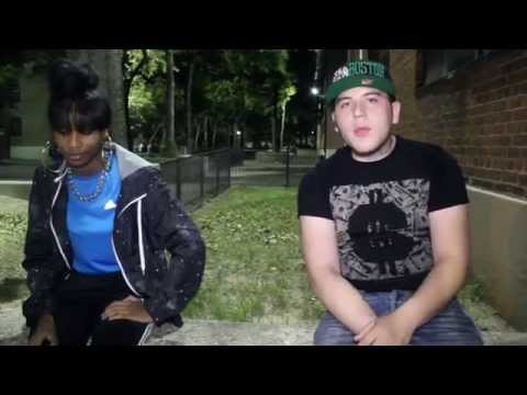 Asia Marie and Mista Bad Guy Introduction Vlog