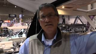 Rec Boat Holdings - Andy Gamble on the Merry Fisher with Canadian Yachting