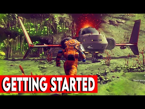 Prisms Update Getting Started Ep 1 No Man's Sky Gameplay 2021