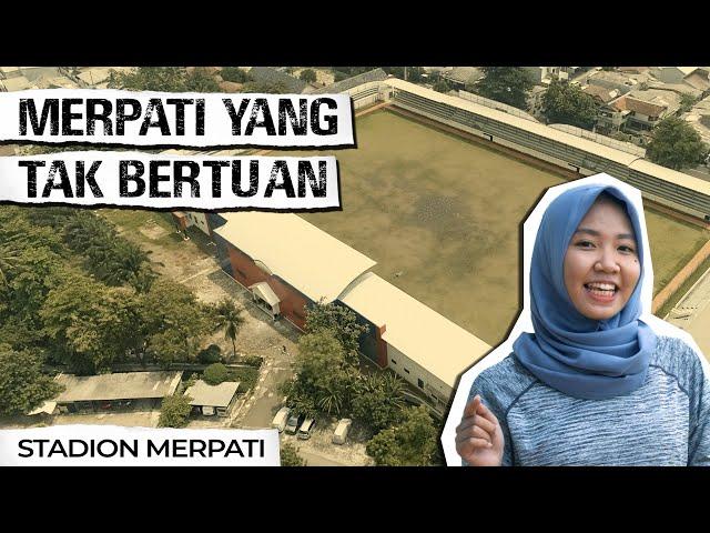 WAJAH BARU STADION MERPATI DEPOK!!! TAPI TETAP TAK BERTUAN....