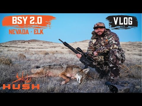 NEVADA ELK VLOG - HUNTING COYOTES! DAY 5 & 6