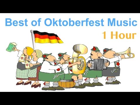 Oktoberfest And Oktoberfest Munich 2014 - Oktoberfest Music - German Beer Music Video