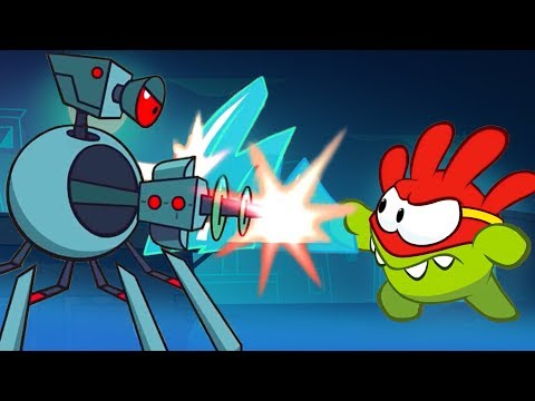 NEW Om Nom Stories   Rise of the Machines   Cut the Rope Kedoo ToonsTV