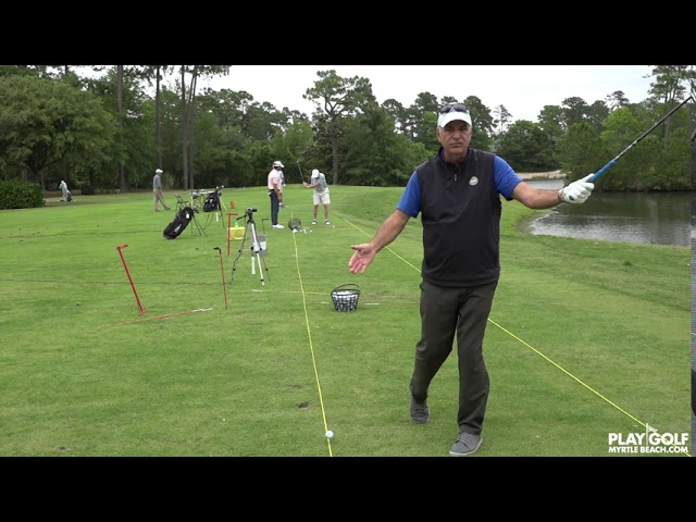 Tip Tuesday | How Straight Lines Can Help Your Golf Swing