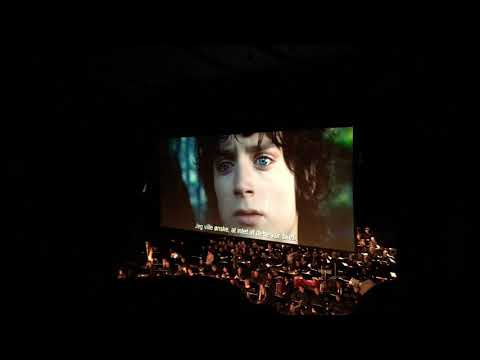 The Lord of the Rings in Concert - Breaking of the Fellowship (Aarhus, Denmark)