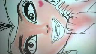 Как рисовать монстер хай(В этом видео- ролике показано как рисовать дракулауру ролер мейс .извените за помарки . Подпишитесь на..., 2014-07-10T14:24:09.000Z)