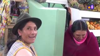 Ecuador - Riobamba Market Day