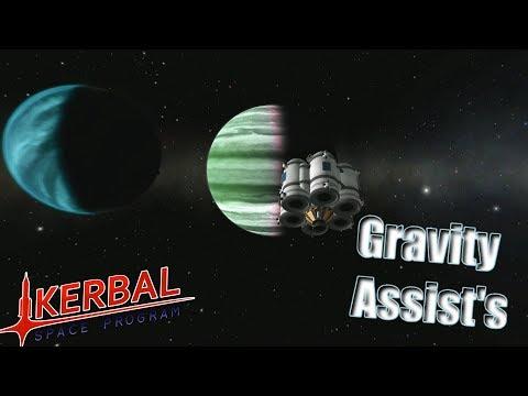 Basics of gravity assists - Kerbal Space Program