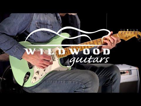 Fender Custom Shop 2019 Collection 1965 Stratocaster  •  SN: CZ538527