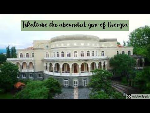 Visit Tskaltubo Spa Resort (Honest Georgian Guide)