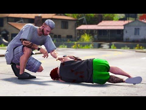 GTA V : VIDA DO CRIME : ADEUS MEU IRMÃO, EU VOU VINGAR SUA MORTE! : EP. 99