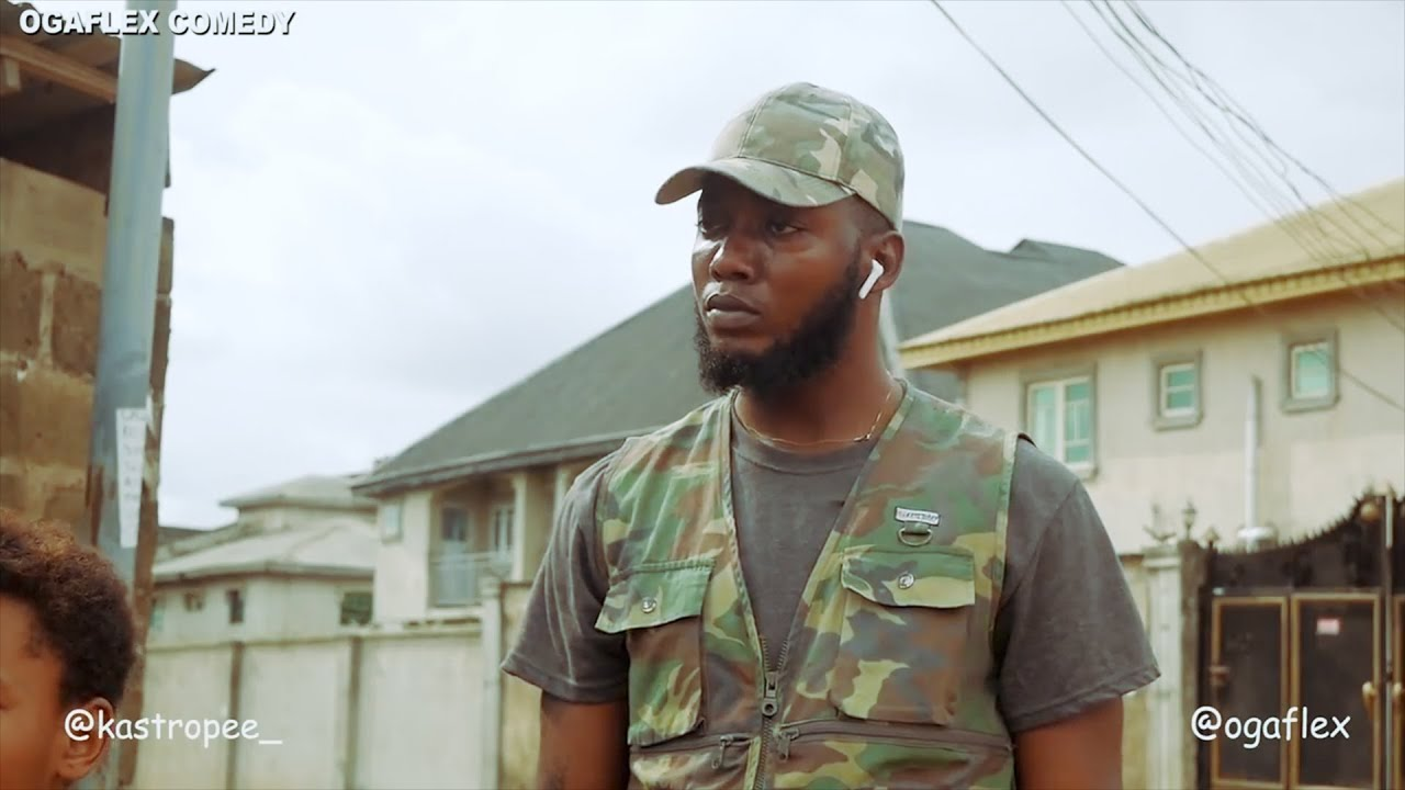 Download THE WAR     Real House Of Comedy ft Ogaflex Comedy (TB)