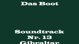 "Das Boot Soundtrack 13 - ""Gibraltar"""