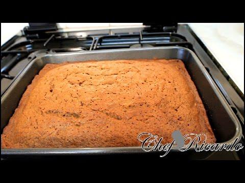 Carrot Cake - | Recipes By Chef Ricardo