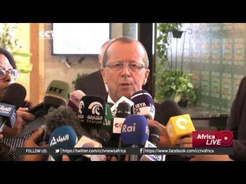 UN envoy Kobler holds talks in Cairo to resolve Libya crisis