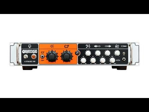 Orange 4 Stroke Bass Amplifier