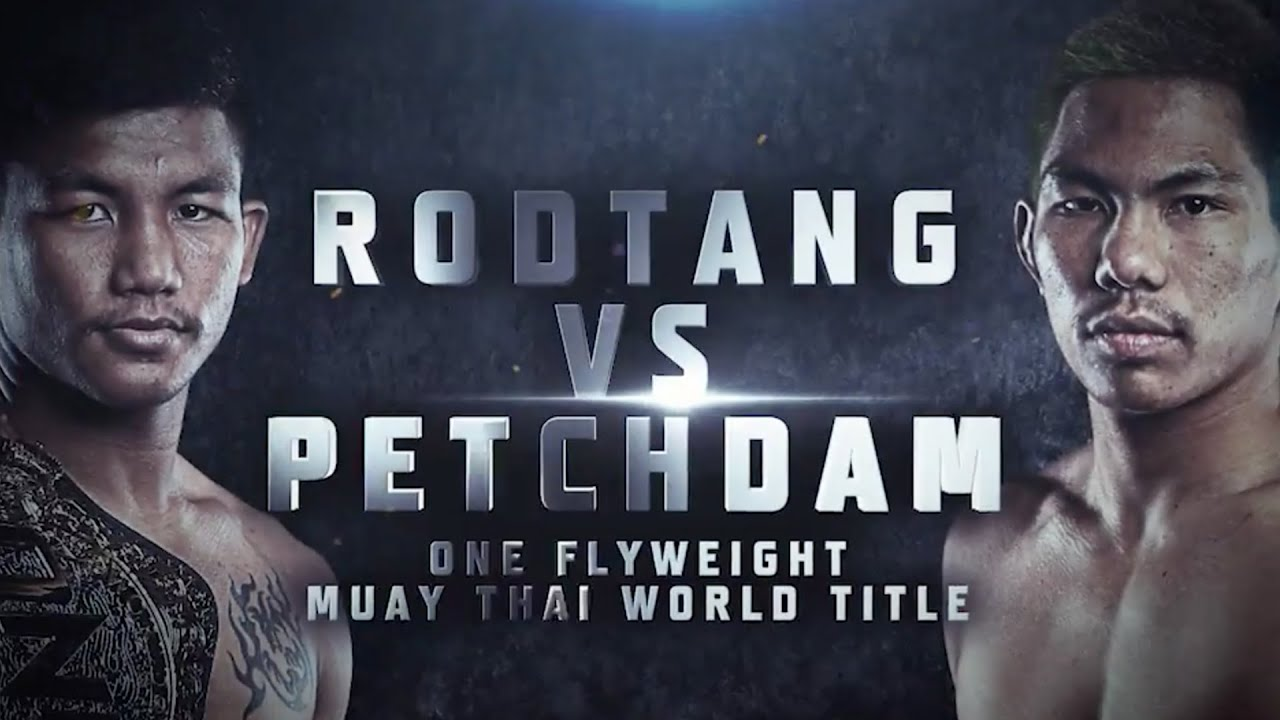 Rodtang vs. Petchdam III   ONE Main Event Feature