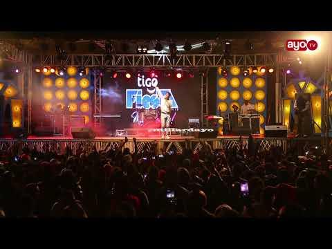 BALAA LA ASLAY:Fiesta Classic MBEYA aimba na mashabiki mwanzo mwisho
