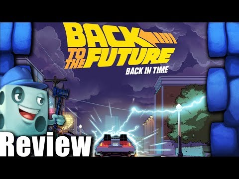 Back To The Future: Back In Time Review - With Tom Vasel