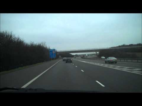 Newmarket to Stansted (Norwich to Stansted part 3 of 3)
