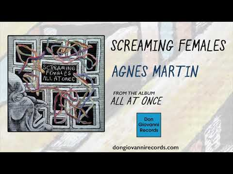 Screaming Females - Agnes Martin (Official Audio)