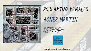 Screaming Females - Agnes Martin (Official Audio)