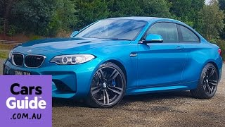 2016 BMW M2 review | first drive video