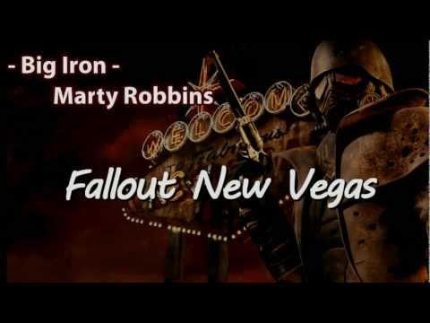 Fallout New Vegas - Big Iron [With lyrics] Marty Robbins