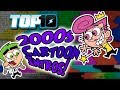 Top 10 2000s Cartoon Intros