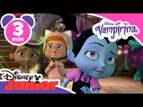 Vampirina | Una festa spettracolare - Disney Junior Italia
