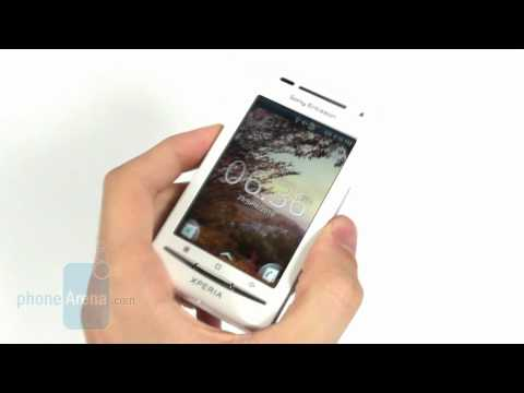 Sony Ericsson Xperia X8 Preview