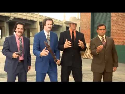 Anchorman: High Quality Full Legit Fight Scene