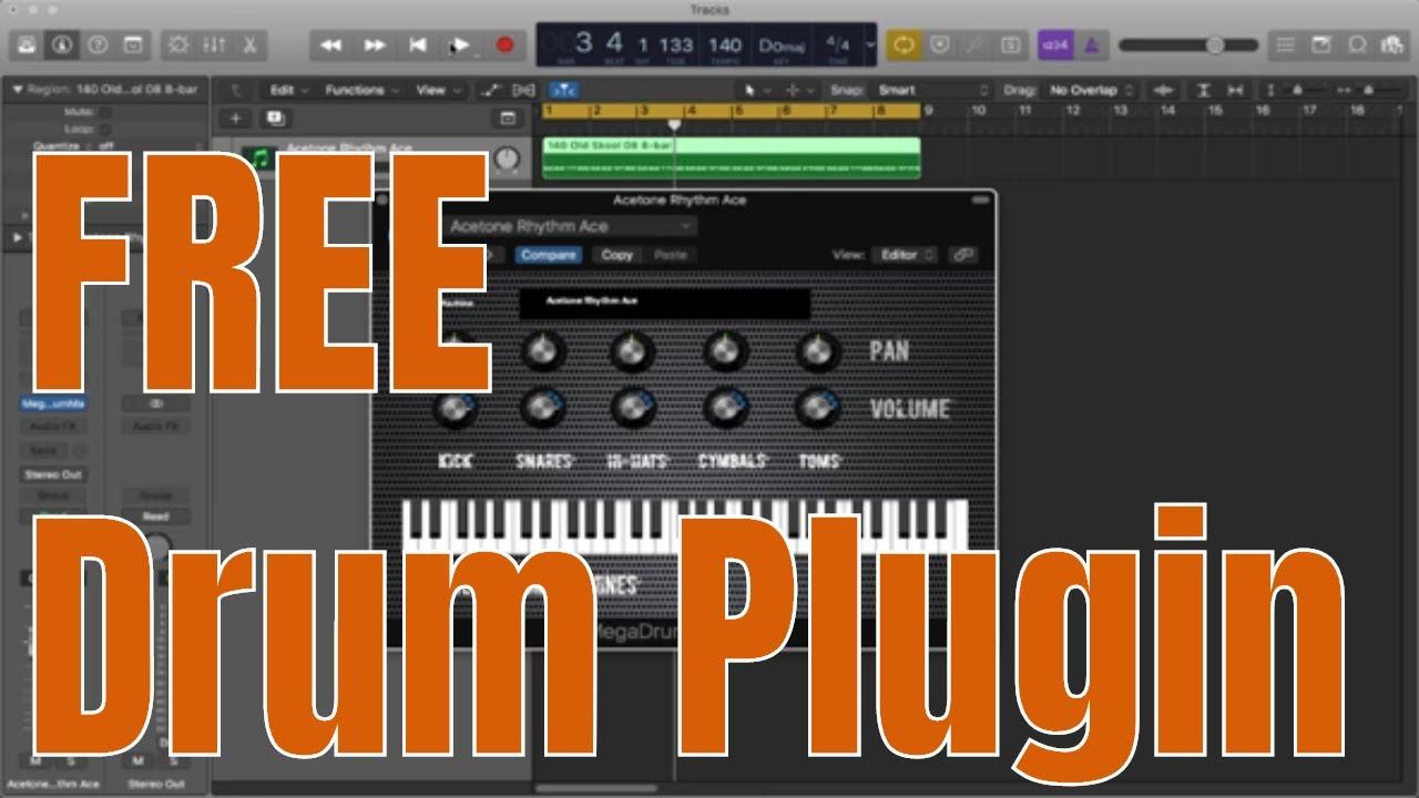 autodafe mega drum machines plugin au vst mac windows youtube. Black Bedroom Furniture Sets. Home Design Ideas