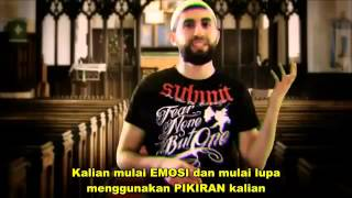 Re  Why I Hate Religion, But Love Jesus (Indonesia Subtitle)