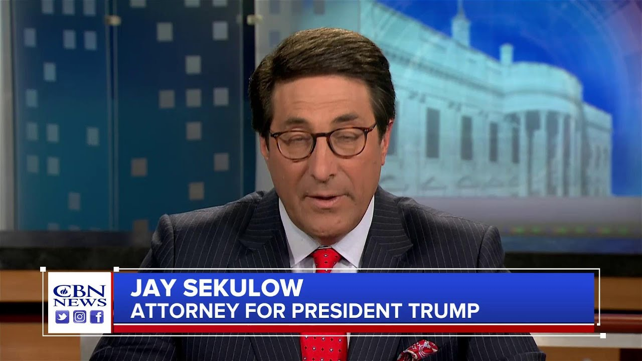 Trump Attorney Jay Sekulow: The Report Is Clear, No ...