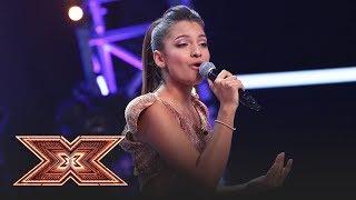 """Eric Carmen - """"All by myself"""". Vezi interpretarea Doiniţei Ioniţă, la duelurile """"X Factor""""!"""
