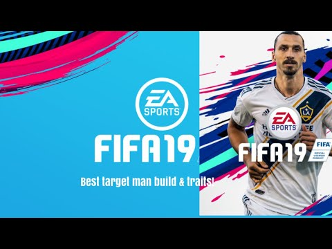 Fifa 19 pro clubs | Best target man build & traits! [Video] : fifaclubs