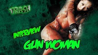 GUN WOMAN - Kurando Mitsutake & Asami Interview