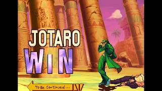 [TAS] Jojo's Bizarre Adventure: Heritage For The Future - Jotaro (Story Mode)