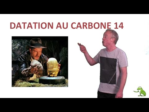 datation du carbone en chimie