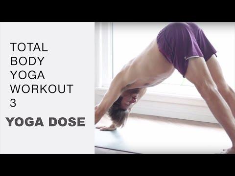 Total Body Yoga Workout 3 - Yoga With Tim Senesi