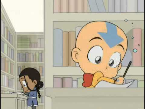 Avatar the last Air Bender (First Episode)