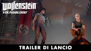 Wolfenstein: Youngblood - trailer di lancio