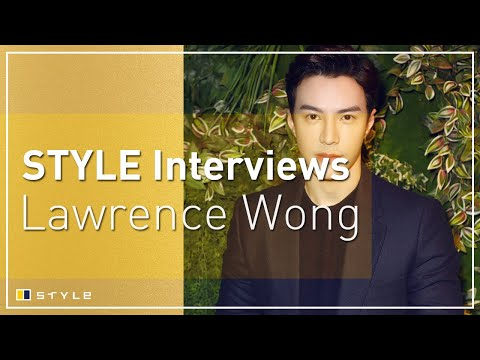 Meet Lawrence Wong - Hai Lan Cha from Story of Yanxi Palace